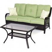 Truckload (18 Pallets) of Outdoor Furniture by Hanover, B/C/D Class (Lot# BS30210), 47 Units, MSRP $24,342, Mequon, WI