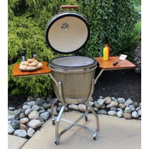 2 Pallets containing a Kamado Ceramic Grill, Kamado Grill Heads & More by Hanover, B Class (Lot# BS35680), 11 Units, MSRP $2,082, Philadelphia, PA