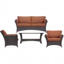 8 Pallets of Patio Furniture & More by Hanover & Cambridge, B/C Class (Lot# BS35220), 41 Units, MSRP $14,143, Philadelphia, PA