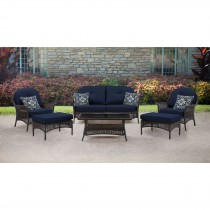 8 Pallets of Patio Furniture & a Fireplace Mantel by Hanover & Cambridge, B/C Class (Lot# BS36890), 25 Units, MSRP $14,067, Philadelphia, PA